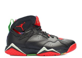 Offert Air Jordan 7 Retro 'Marvin The Martian' Noir Rouge (304775-029)
