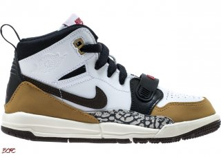 Offert Air Jordan Legacy 312 'Rookie Of The Year' Ps Blanc Marron (at4047-102)
