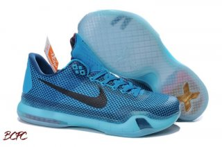Offert Nike Kobe X 10 '5Am Flight' Bleu