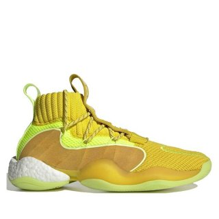 Offert Adidas Crazy Byw Prd Pharrell 'Now Is Her Time' Jaune (EG7724)