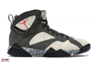 Offert Air Jordan 7 Retro 'Patta Icicle' Olive (AT3375-100)